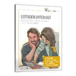Cover: Leitfaden Unterhalt und Unterhaltsberechnung