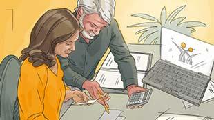 Rechner: Ehegattenunterhalt